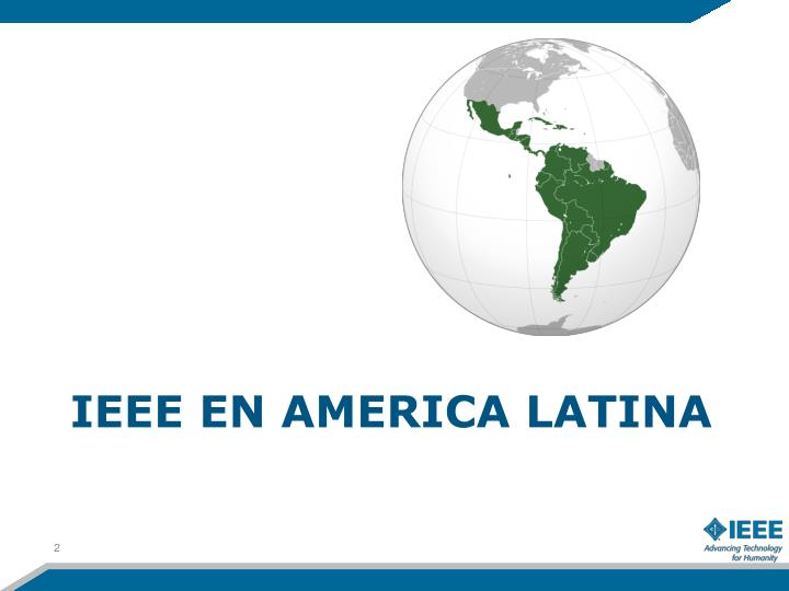 IEEE En America Latina