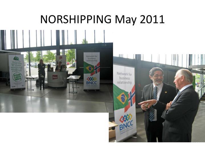 NORSHIPPING May 2011