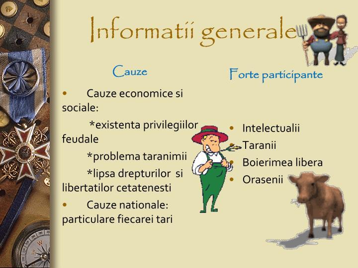 Informatii