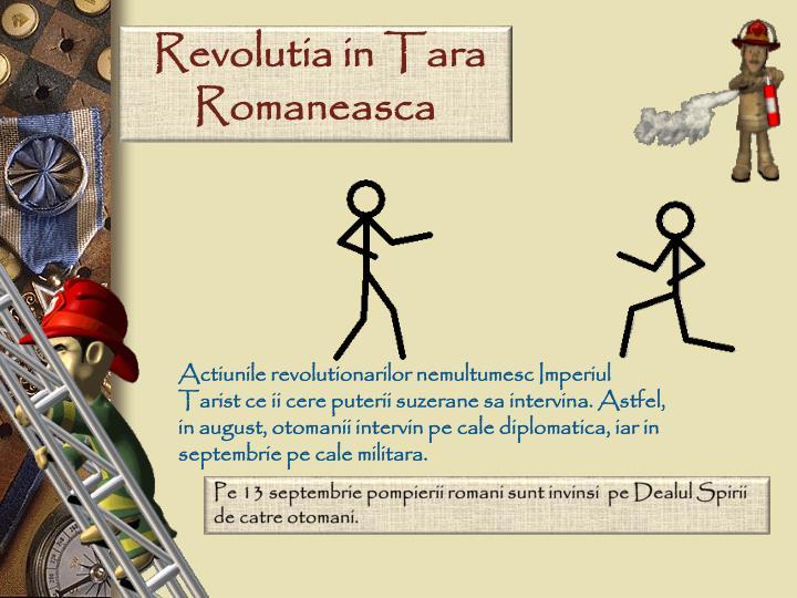 Revolutia in Tara