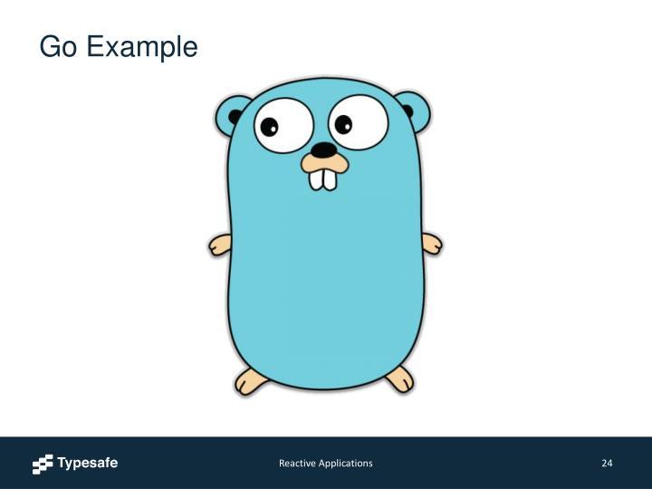 Go Example