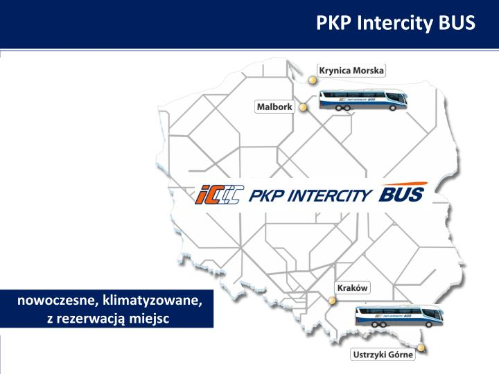 PKP Intercity BUS