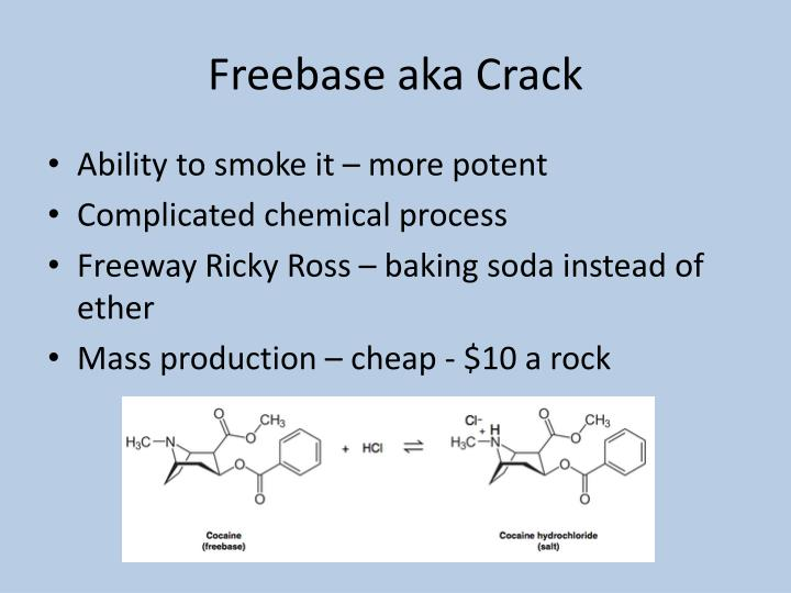 Freebase aka Crack