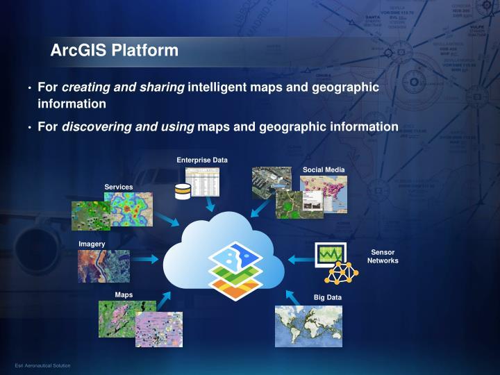 ArcGIS Platform