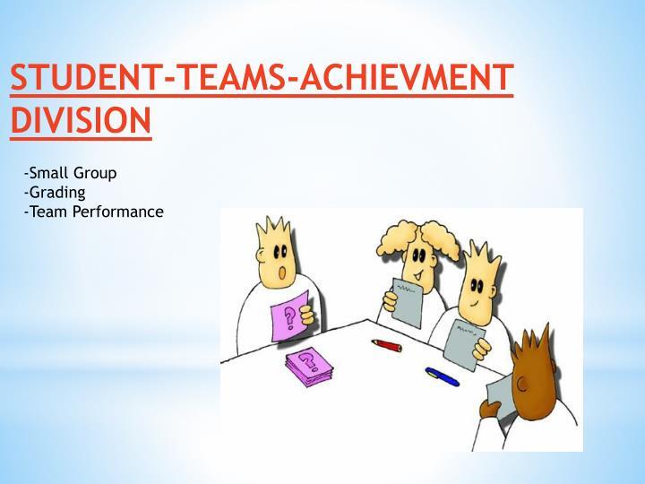 STUDENT-TEAMS-ACHIEVMENT DIVISION