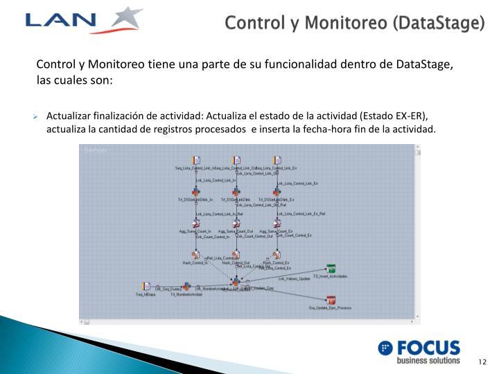 Control y Monitoreo (