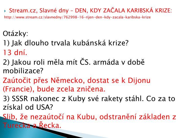 Stream.cz