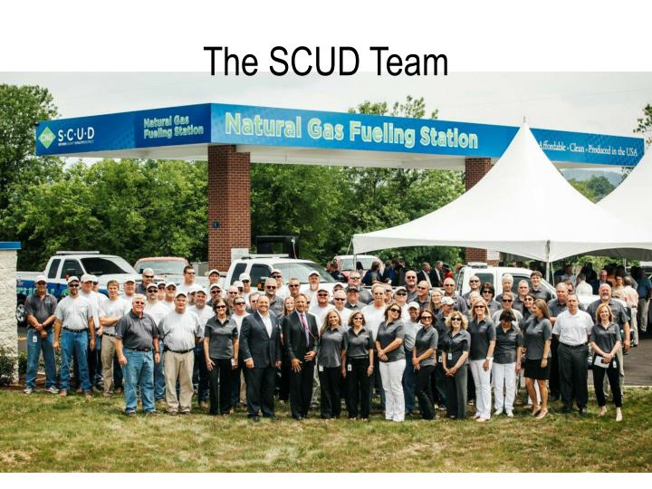 The SCUD Team