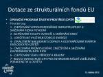 dotace ze struktur ln ch fond eu2