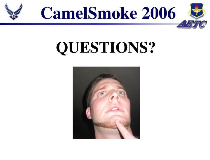 CamelSmoke 2006