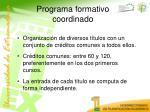 programa formativo coordinado1