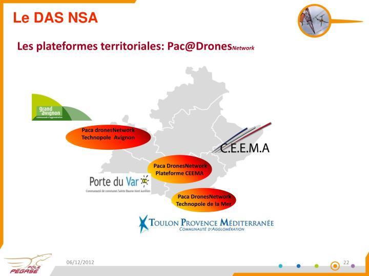 Le DAS NSA