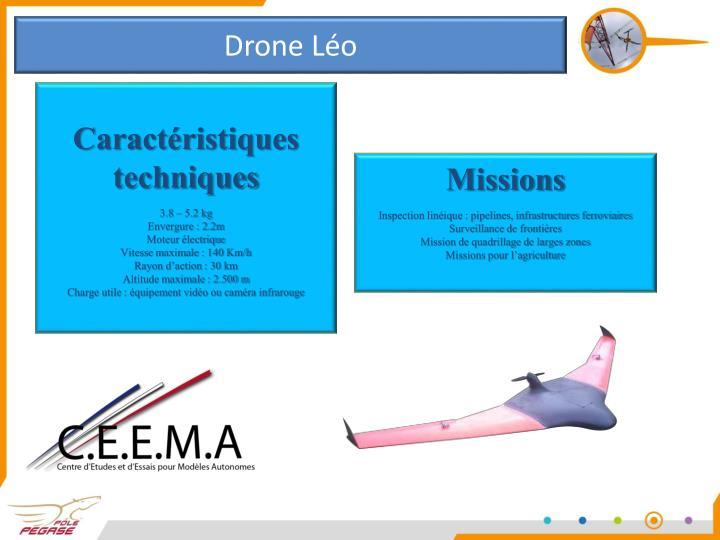 Drone Léo