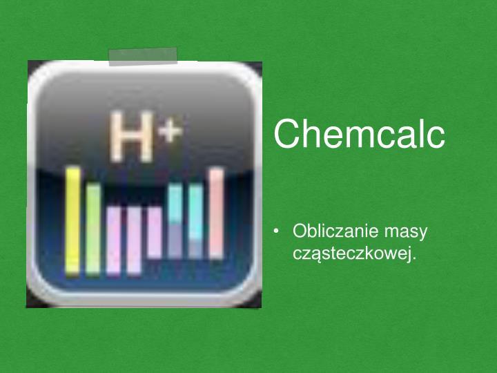 Chemcalc