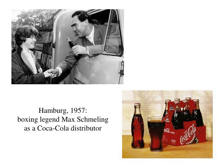 Hamburg, 1957: