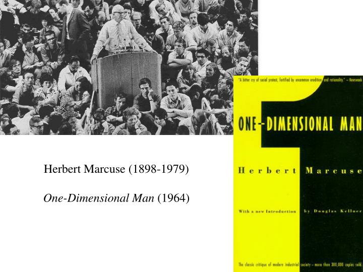 Herbert Marcuse (1898-1979)