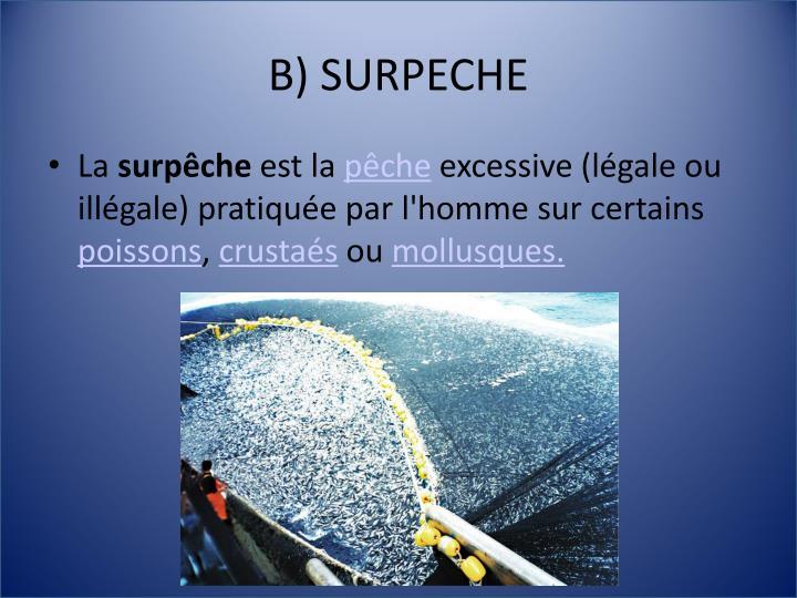 B) SURPECHE