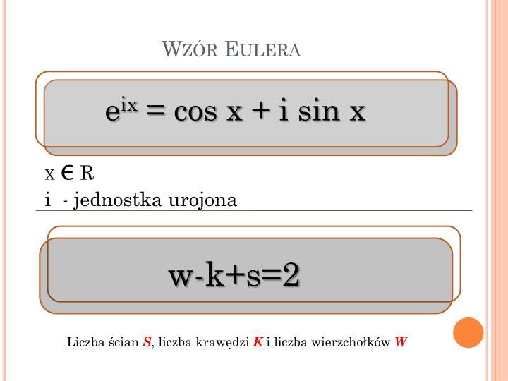 Wzór Eulera
