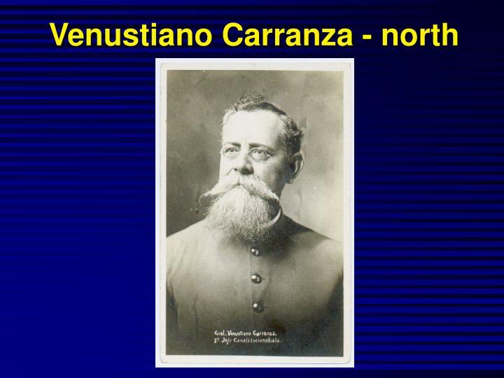 Venustiano Carranza - north