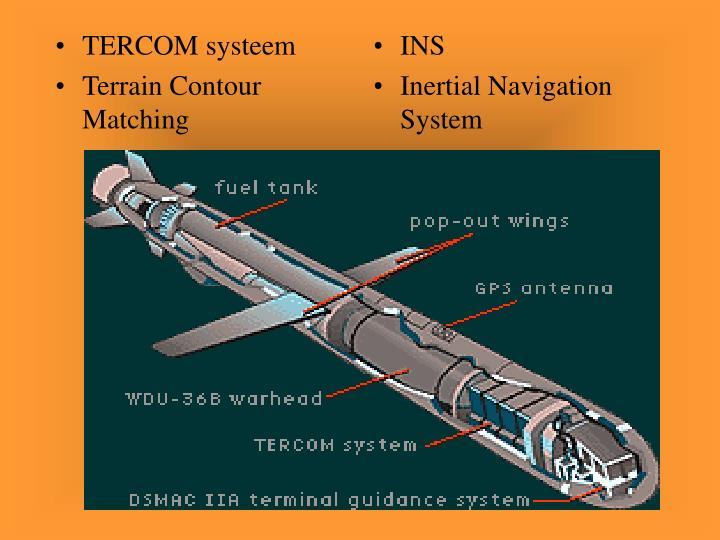 TERCOM systeem