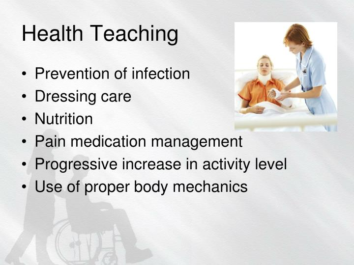 Health Teaching