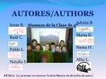 autores authors1