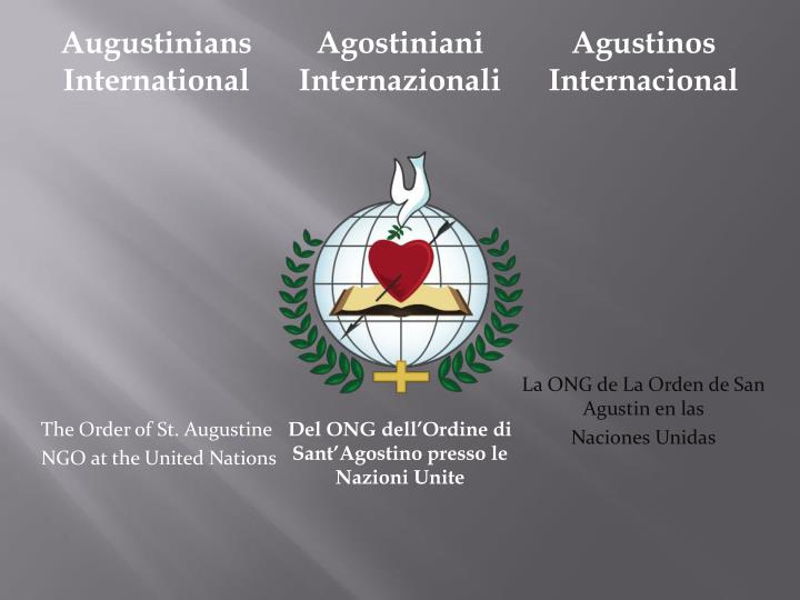 Augustinians