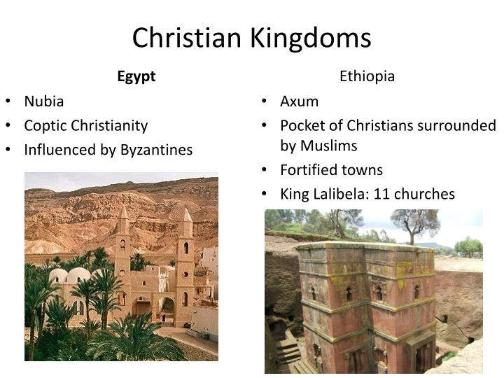 Christian Kingdoms