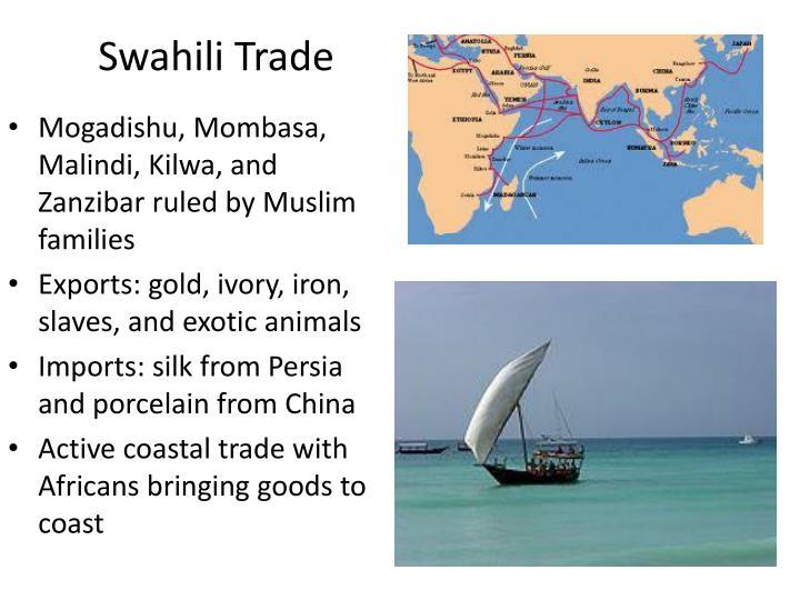 Swahili Trade