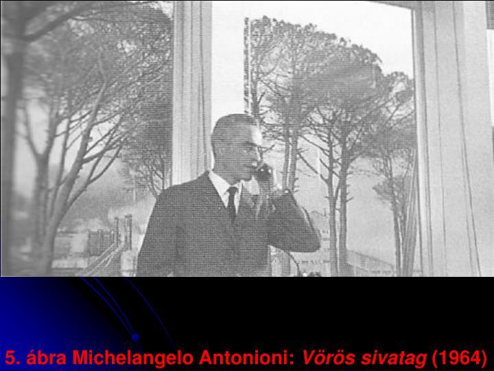 5. ábra Michelangelo Antonioni: