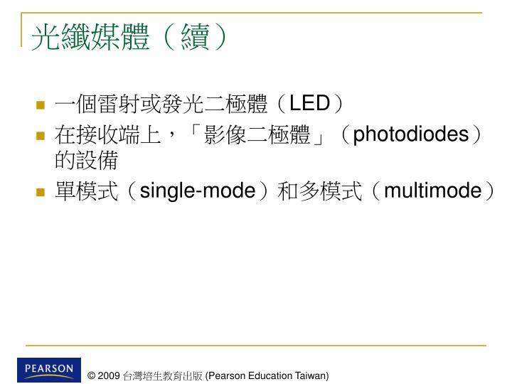 光纖媒體(續)