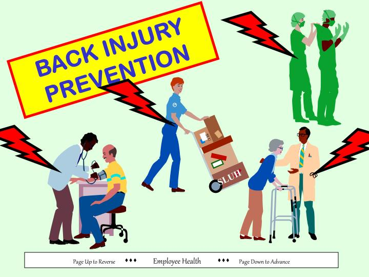 Back injury prevention1