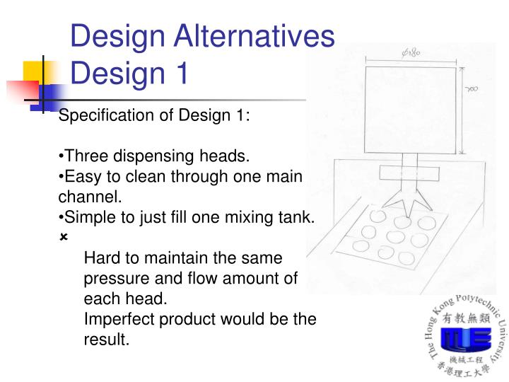 Design Alternatives