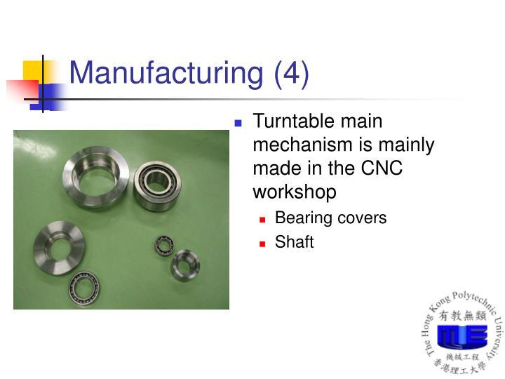 Manufacturing (4)