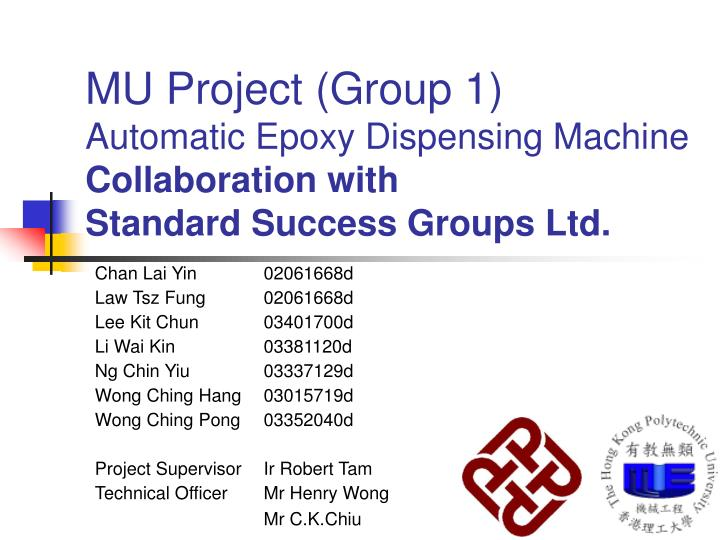 MU Project (Group 1)