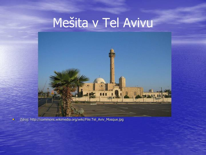 Mešita v Tel Avivu