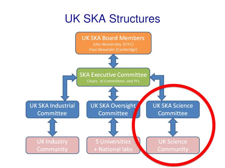 UK SKA Structures