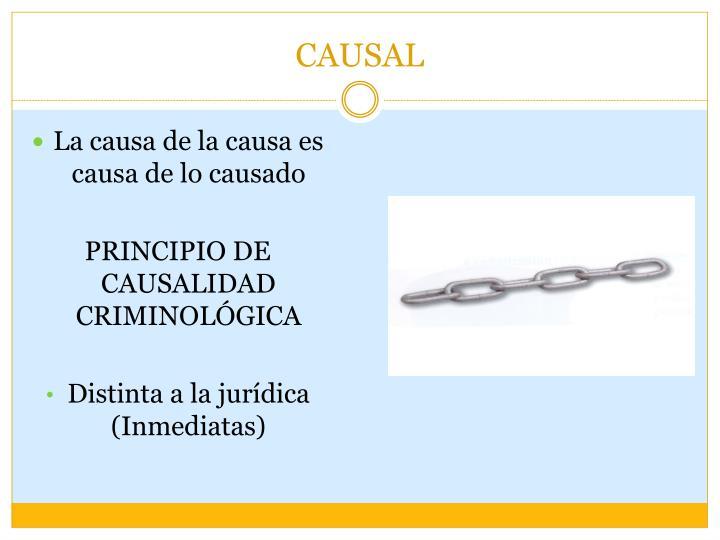 CAUSAL