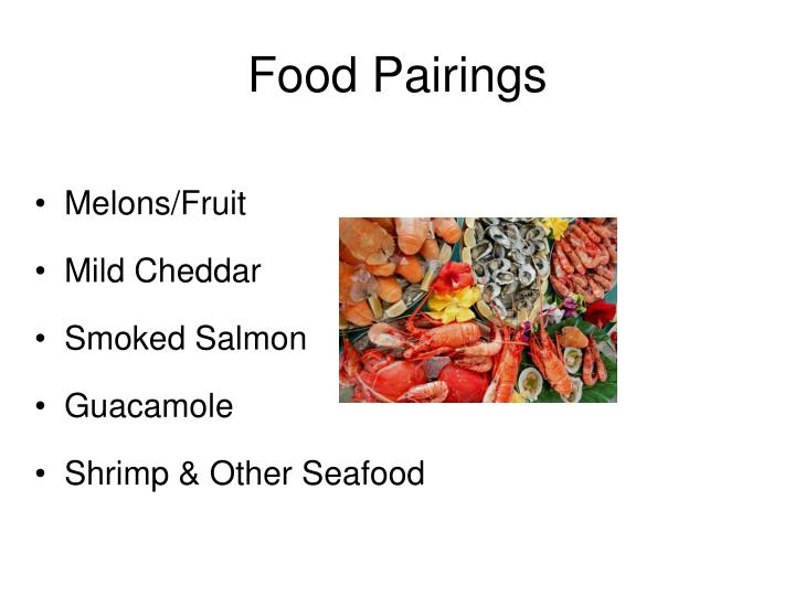 Food Pairings