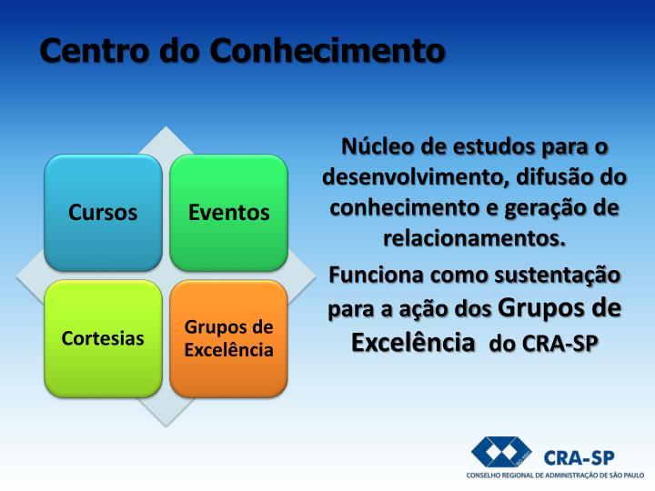 Centro do Conhecimento