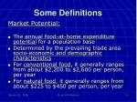 some definitions4