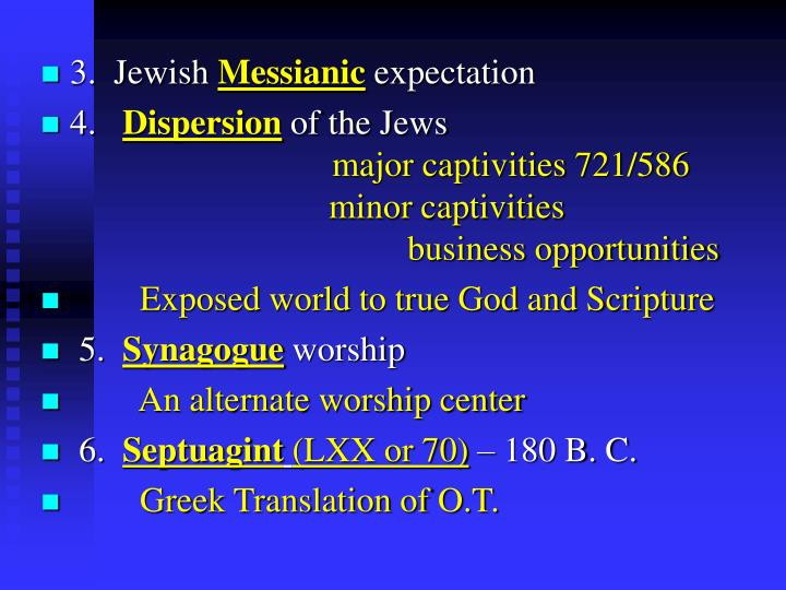 3.  Jewish