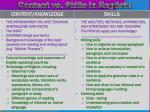 content vs skills in english1