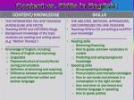 content vs skills in english2