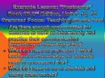 example lesson postcards book 1b 2 nd edition unit 6 pg 54 grammar focus teaching simple past1