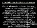1 2 administra o p blica e governo2