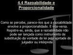4 4 razoabilidade e proporcionalidade1