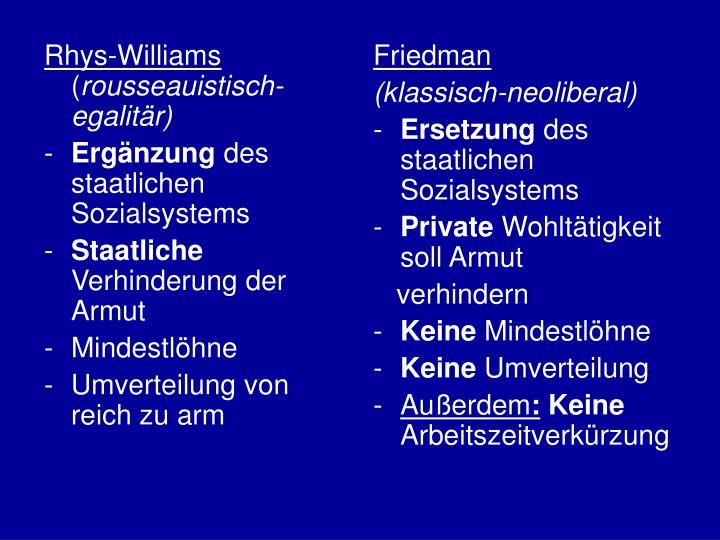 Rhys-Williams