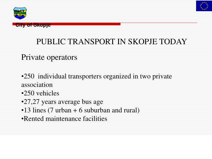 City of Skopje