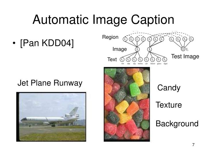 Automatic Image Caption